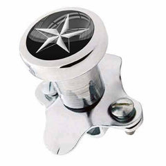 Polished Steering Wheel Spinner Suicide Brody Knob Rod Car Truck NAUTICAL STAR W