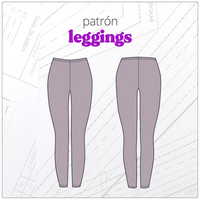 Patrón Leggings