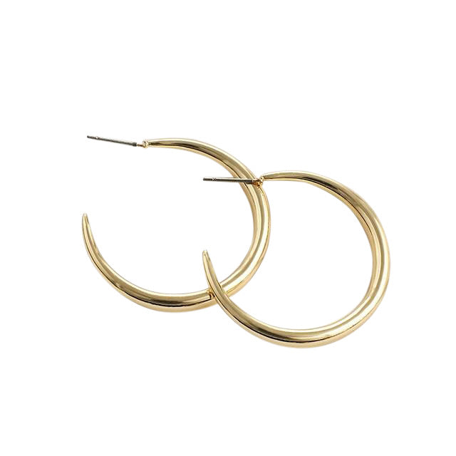 Classy Hoop Earrings