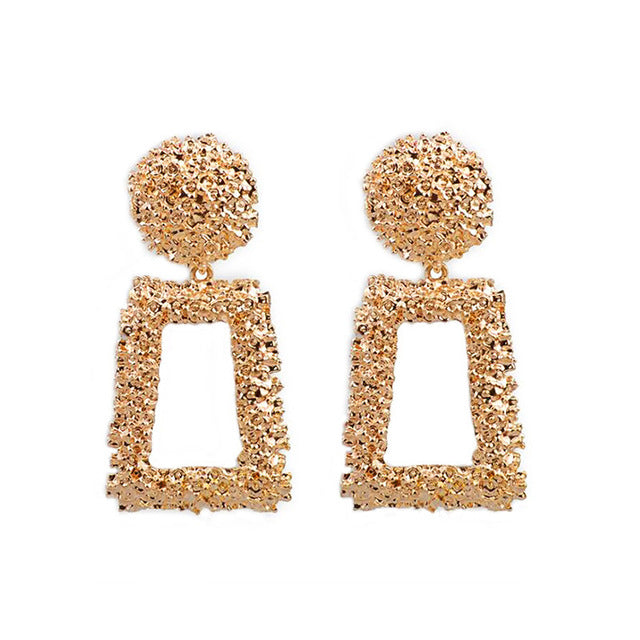 Sassy Hanging Earrings