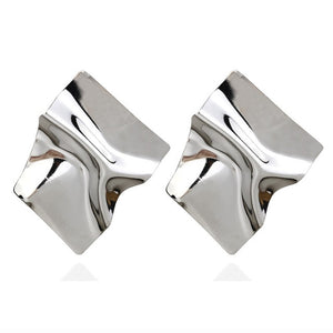 Eccentric Stud Earrings