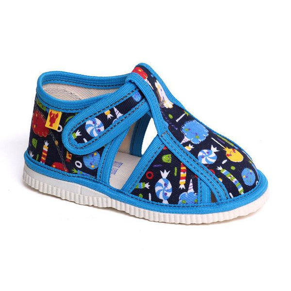 Slippers - Blue candy - Mamastore