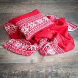 Alpine collection:  baby blanket + pillow set - Mamastore