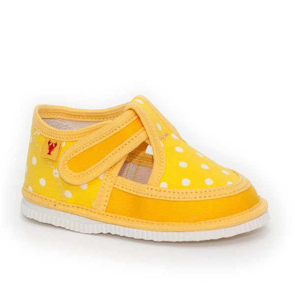 Slippers - Sunshine dots - Mamastore