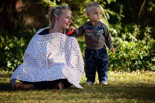 Nursing Cover - Dotty Dots - Mamastore