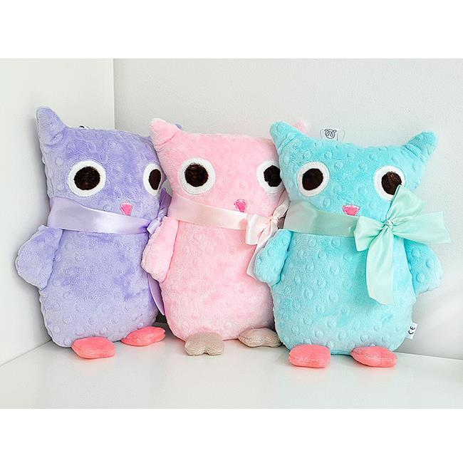 Minty, the Cuddly Owl - Mamastore