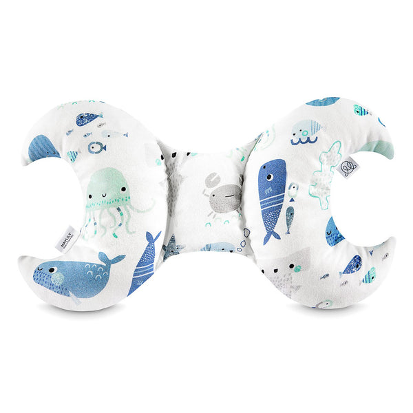 Anti-shock baby pillow - Ocean friends - Mamastore