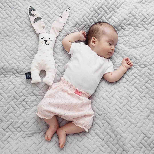 Comfort Toy - Long eared bunny Boho royal arrows - Mamastore