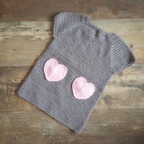 Handmade dress for baby girl PINK - Mamastore
