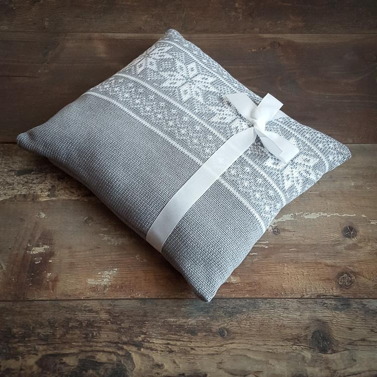 Pillow Verbier Silver - Mamastore