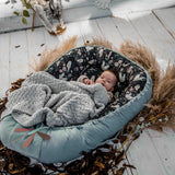 Babynest - Dundee and friends - grey - Mamastore
