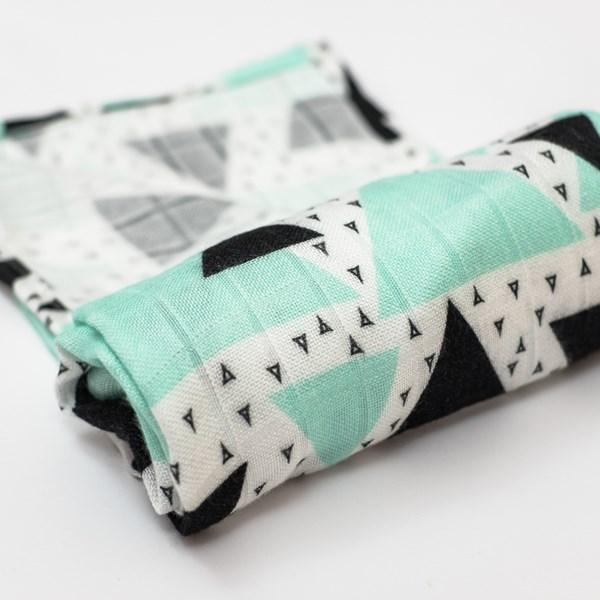Multi-use swaddle - Mint - Mamastore