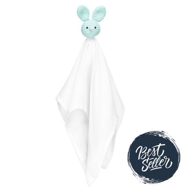 Comfort toy - Bunny minty - Mamastore