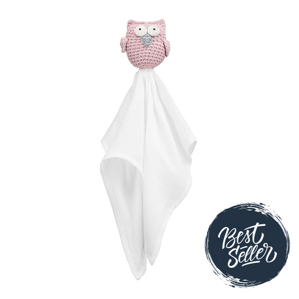 Comfort Toy - Pinky owl - Mamastore