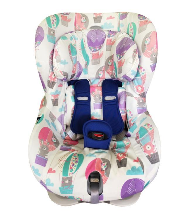 Romer KING car seat cover - Cutie Bunny - Mamastore