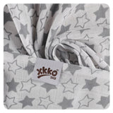 Multi-use bamboo muslin Trio-pack  - Little silver stars - Mamastore