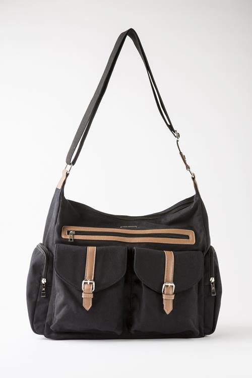 Diaper bag - Sporty obsidian - Mamastore
