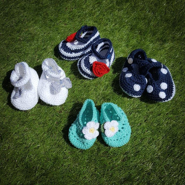 Newborn shoes Ballerina - Mamastore