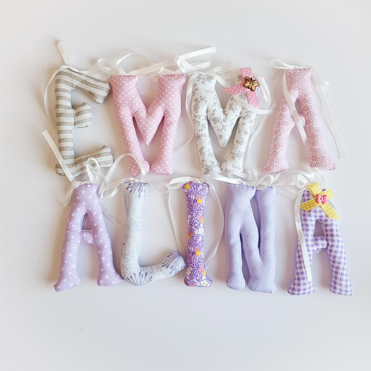 Handmade baby name - Create your own - Mamastore