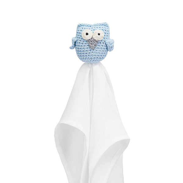 Comfort Toy - Blue owl - Mamastore