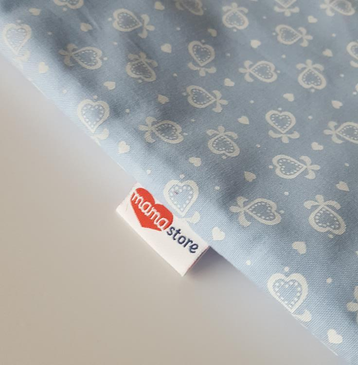 Nursing Cover - Blue love - Mamastore