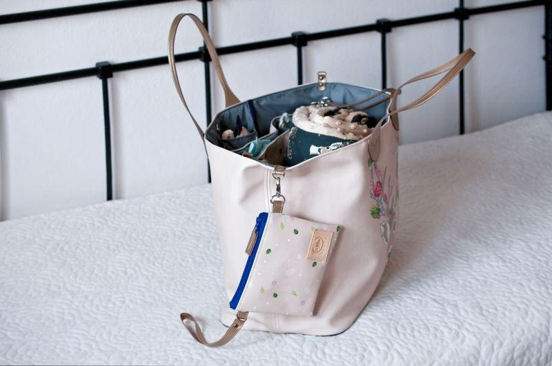 Stroller bag M size - Funny bunny - Mamastore