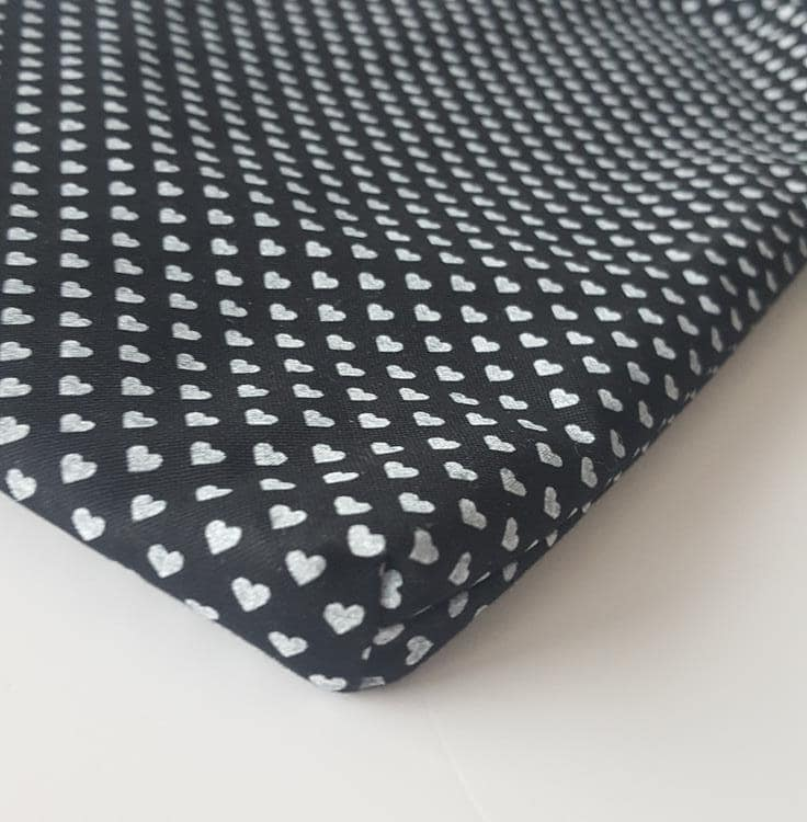 Nursing Cover - Lovely touch of black - Mamastore
