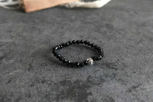 onyx | adjustable ring