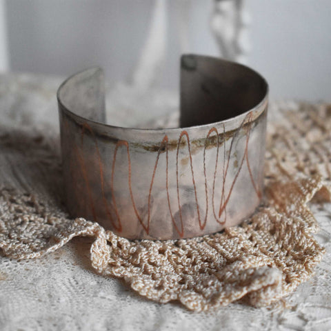 arena | copper cuff