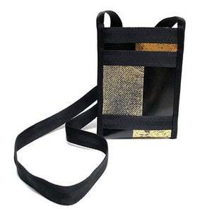flash mobile case - gold