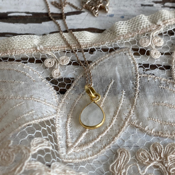Moonstone | necklace