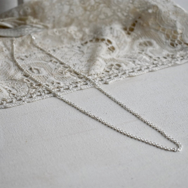 special diamond cut chain