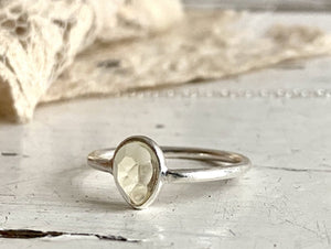 Citrine | Ring 'laia'- Silver 925