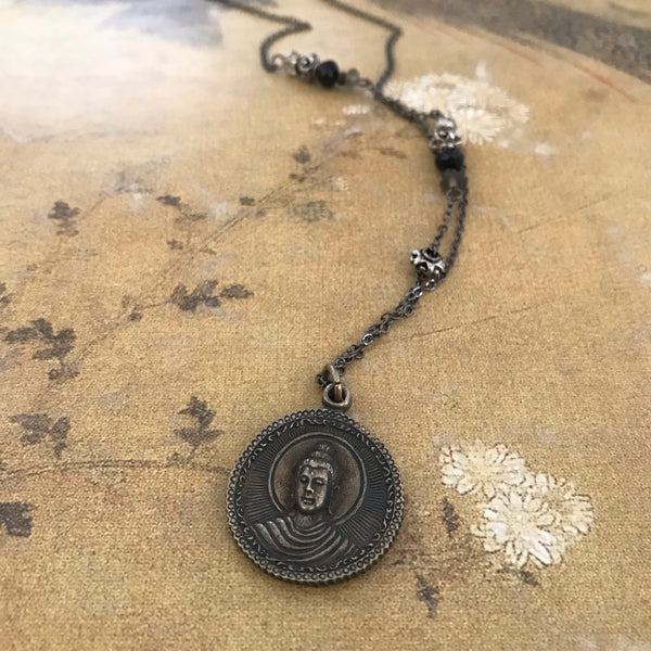 Buddha-coin Necklace