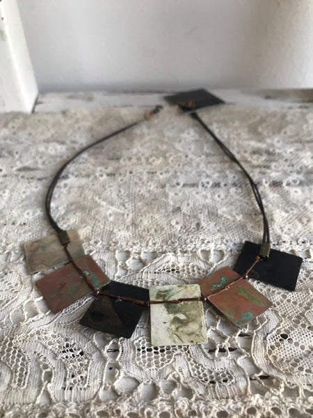 "argentine ""cobre"" necklace"