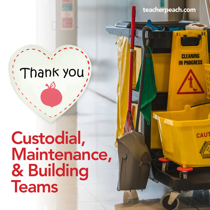Bravo to School Custodial Teams!