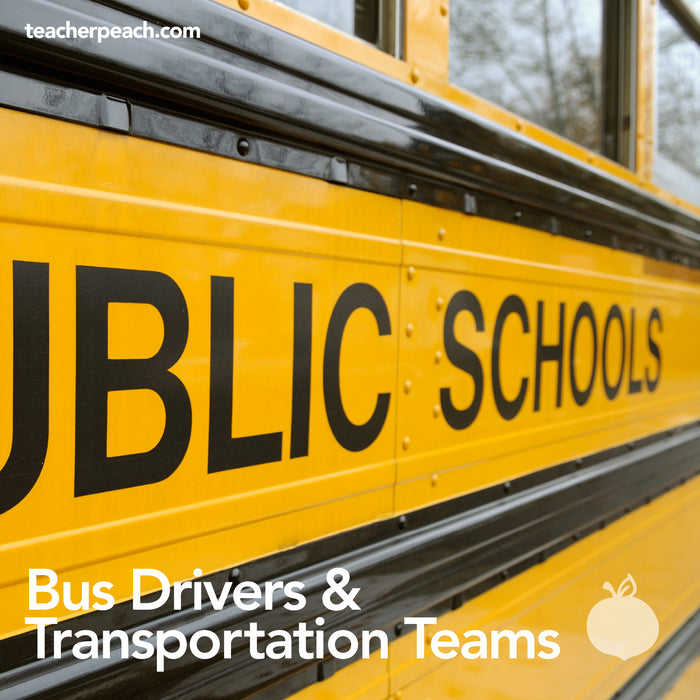 Thank Great Bus Drivers!