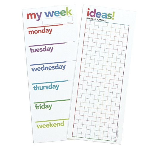 Teach from Anywhere Weekly Calendar and Notepad Set