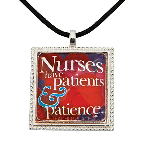 Handmade Jewelry Gift for Nurses Pendant Necklace