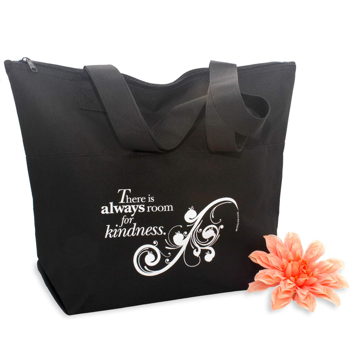 Motivational Encouragement Kindness Tote Bag