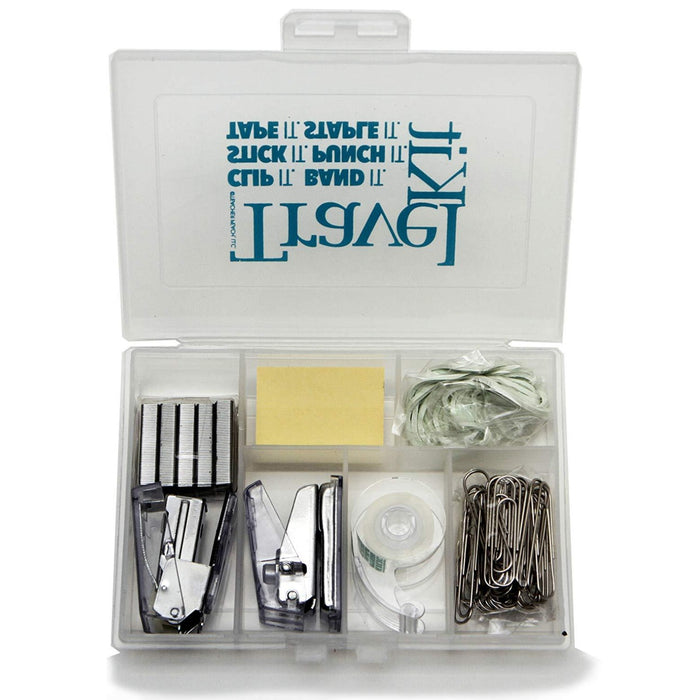 Mini Office Supplies Travel Kit Gift Set (4 Options)