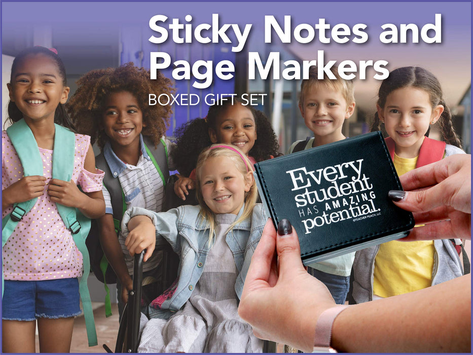 Sticky Note and Page Marker Gift Sets