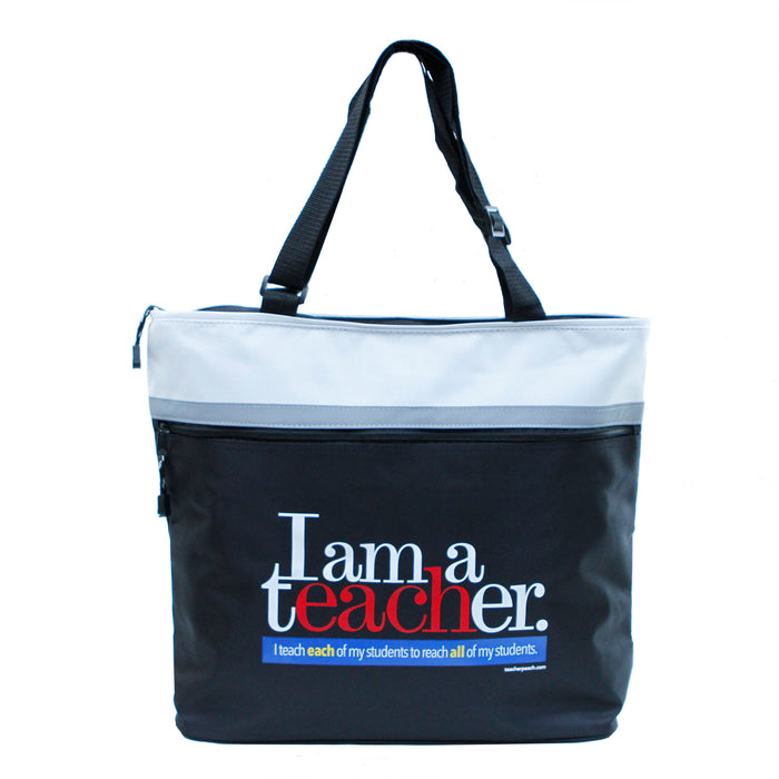 I am A Teacher Jumbo Gift Tote