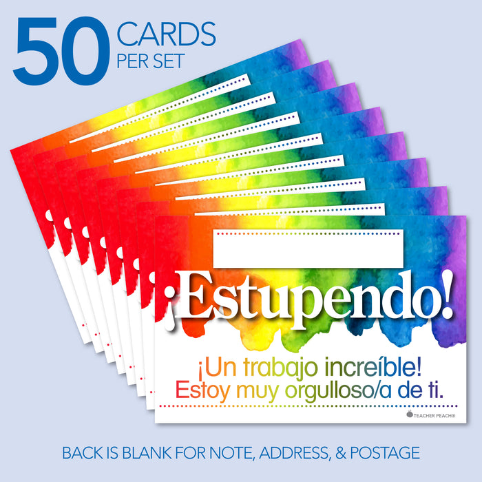 Spanish Positive Postcards (¡Estupendo!)