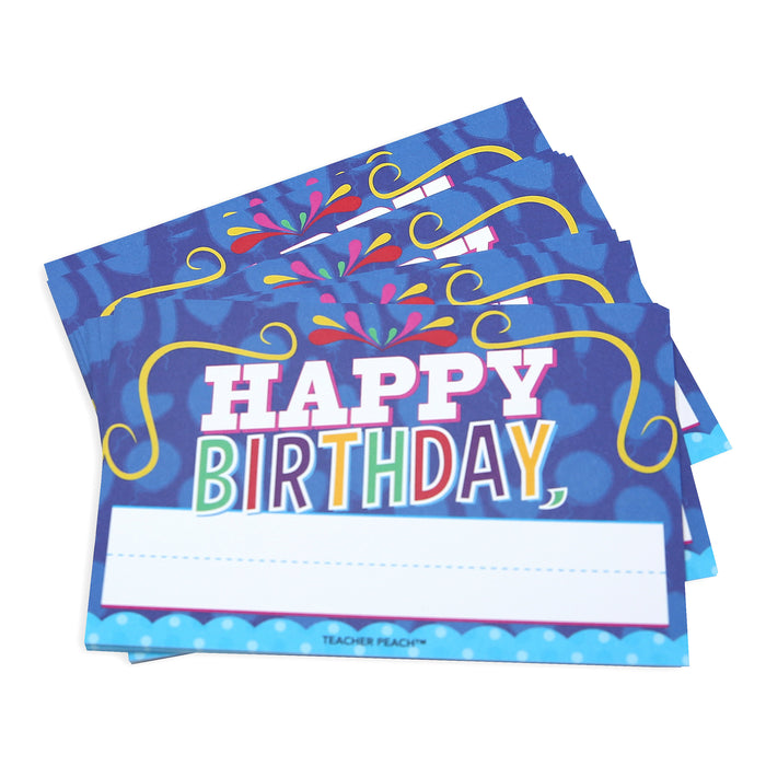 Happy Birthday Positive Postcards