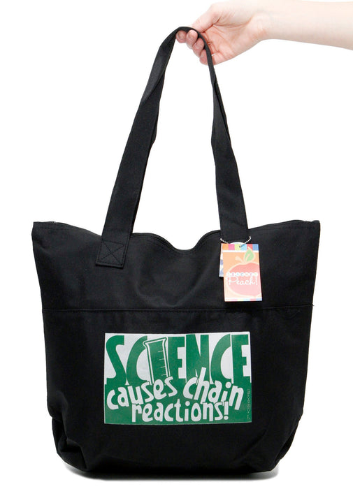 Science Teacher Gift Tote Bag