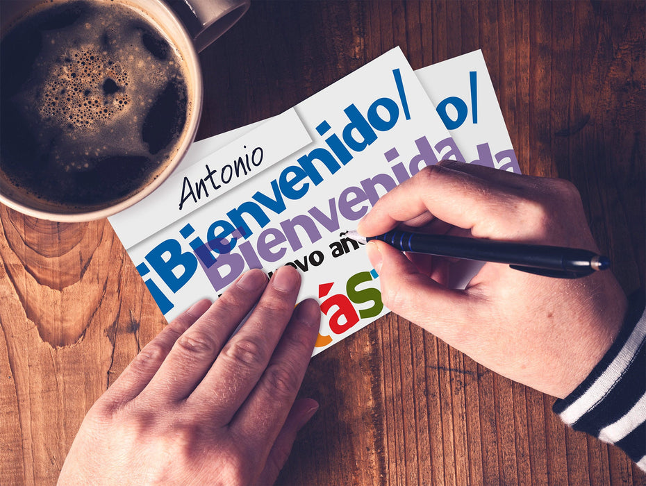 Spanish Positive Postcards (¡Será Fantástico!)