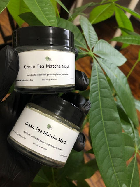 Green Tea Matcha Mask