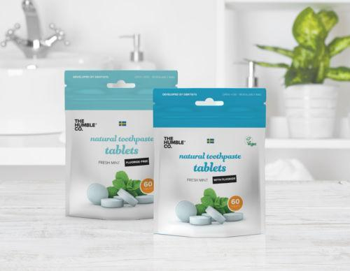 We've got news for you – Toothpaste tablets