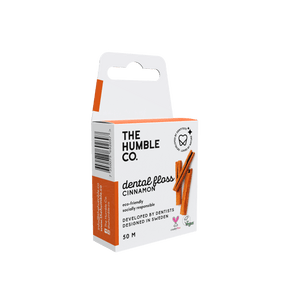 Dental Floss - Cinnamon 50 m - humble-usa